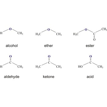 Organic compounds with oxygen